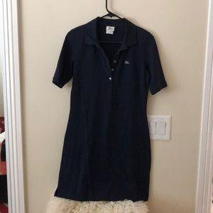 Lacoste T-shirt Dress